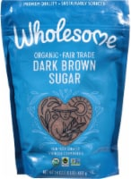Wholesome Sweeteners Fair Trade Organic Dark Brown Sugar