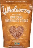 Wholesome Sweeteners Natural Raw Cane Turbinado Sugar