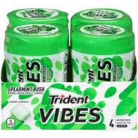 Trident Vibes Spearmint Rush Gum