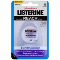 Listerine Healthy White Mint Floss