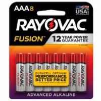 Rayovac® Fusion™ AAA Alkaline Batteries - 8 pk