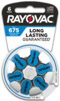Rayovac® Size 675 Hearing Aid Batteries