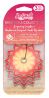 Refresh Your Car!® Essentials Collection Invigorating Grapefruit Paper Air Freshener