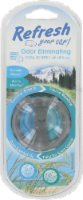 Refresh Your Car!® Summer Breeze and Alpine Meadow Odor Eliminating Dual-Scented Oil Diffuser