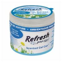 Refresh Your Car!® Fresh Linen Odor Eliminating Scented Gel
