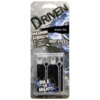 Driven Black Out Car Vent Sticks Air Freshener