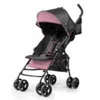 Summer Infant 3Dmini Lightweight Folding Convenience Toddler Baby Stroller, Pink