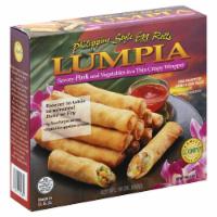 Family Loompya Pork Lumpia