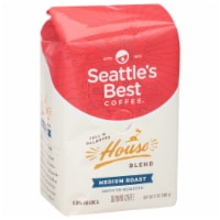 Seattle's Best House Blend Medium Roast Ground Coffee