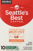 Seattle's Best Toasted Hazelnut Coffee K-Cup Pods