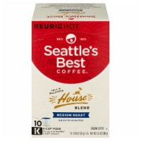 Seattle's Best Coffee House Blend K-Cup Pods