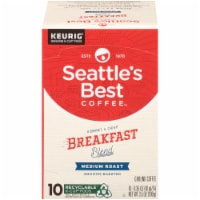 Seattle's Best Breakfast Blend Medium Roast Coffee K-Cup Pods