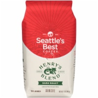 Seattle's Best Henry's Blend Dark Roast Ground Coffee