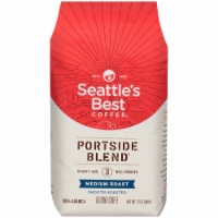 Seattle's Best Portside Blend Medium Roast Ground Coffee