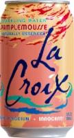 LaCroix Grapefruit Sparkling Water - 12 fl oz