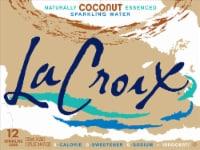 LaCroix® Coconut Sparkling Water - 12 cans / 12 fl oz
