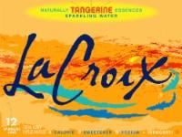 LaCroix Tangerine Sparkling Water