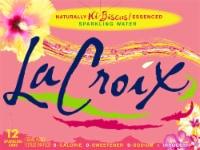 LaCroix® Hibiscus Sparkling Water - 12 cans / 12 fl oz