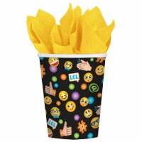 Amscan 269754 LOL Smiley Cup, 9 oz - 8 Piece