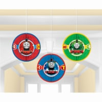 Thomas All Aboard Honeycomb Decorations - 1