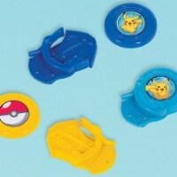 BuySeasons 266109 Pokemon Core Mini Disc Shooters - 12 Piece