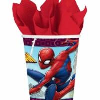 Amscan Spiderman Webbed Wonder Cups