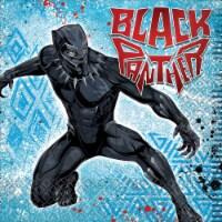 Amscan Marvel Black Panther Lunch Napkins