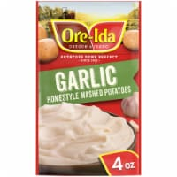 Ore-Ida Garlic Homestyle Mashed Potatoes