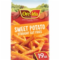 Ore Ida Gluten Free Sweet Potato Straight Cut Frozen Fries