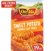 Ore-Ida Gluten Free Sweet Potato Crinkle Cut Frozen Fries