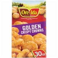 Ore-Ida Golden Crispy Crowns Seasoned Shredded Potatoes