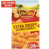 Ore-Ida Extra Crispy Seasoned Crinkles Fries