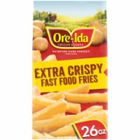 Ore-Ida Extra Crispy Fast Food Fries French Fried Potatoes