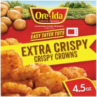 Ore-Ida Ready in 5 Extra Crispy Crown Tater Tots