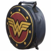 Wonder Woman 802467 Crest Lunch Box - 1
