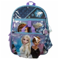 Bioworld Frozen Backpack Set