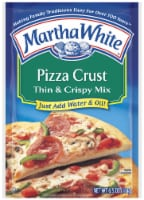 Martha White Pizza Crust Thin & Crispy Mix