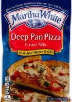 Martha White Deep Pan Pizza Crust