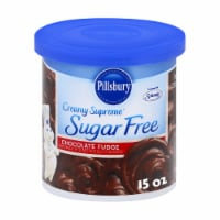 Pillsbury Sugar Free Chocolate Fudge Frosting