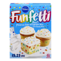 Pillsbury Funfetti Premium Cake & Cupcake Mix