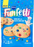 Pillsbury Funfetti Chocolate Candy Bit Cookie Mix