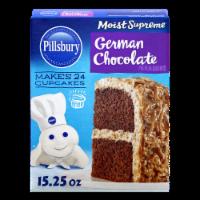Pillsbury Moist Supreme German Chocolate Premium Cake Mix