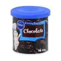 Pillsbury Chocolate Frosting - 16 oz