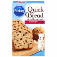 Pillsbury Cranberry Quick Bread Mix