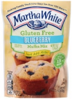 Martha White Gluten Free Blueberry Muffin Mix