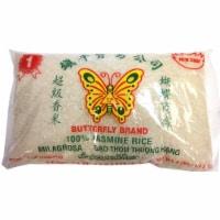 Butterfly Brand 100% Jasmine Rice