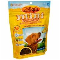 Zuke's All Natural Mini Roasted Chicken Bites For Dog 6.25 in. 1 pk