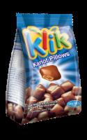 Klik Milk Chocolate Coated Kariot Pillows