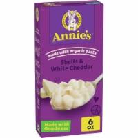 Annie's Organic Shells & White Cheddar Macaroni & Cheese