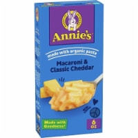 Annie's Organic Classic Cheddar Macaroni & Cheese
